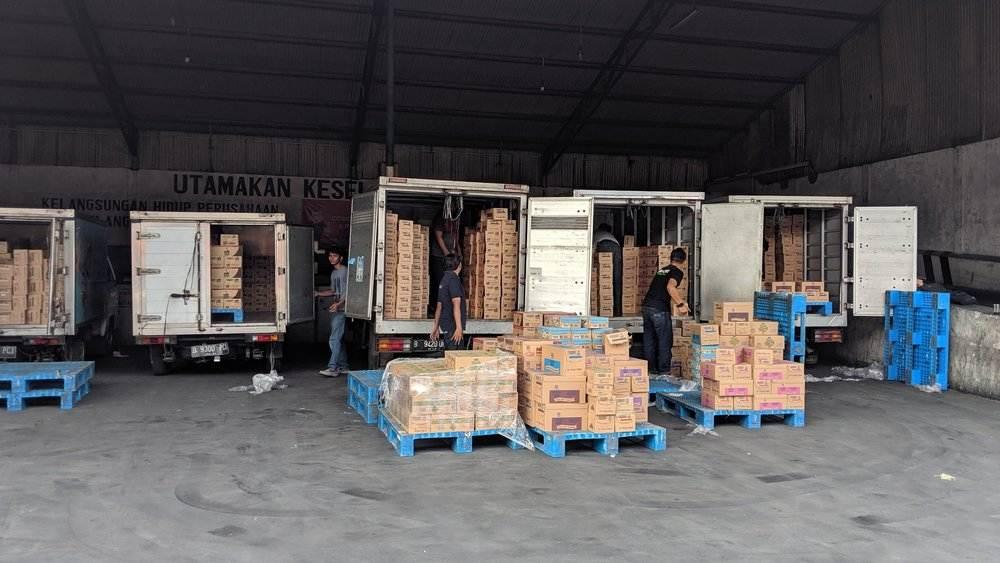 Perusahaan Logistik Terbaik di Indonesia