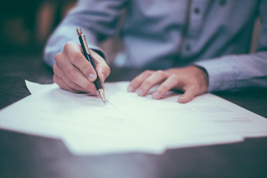 Membuat Service Legal Agreement