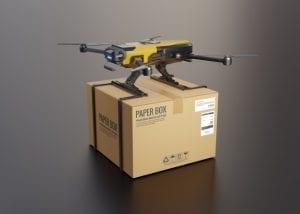 Perkembangan Delivery Drone di Indonesia