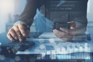 Proses Siklus Keuangan Perusahaan Distribusi