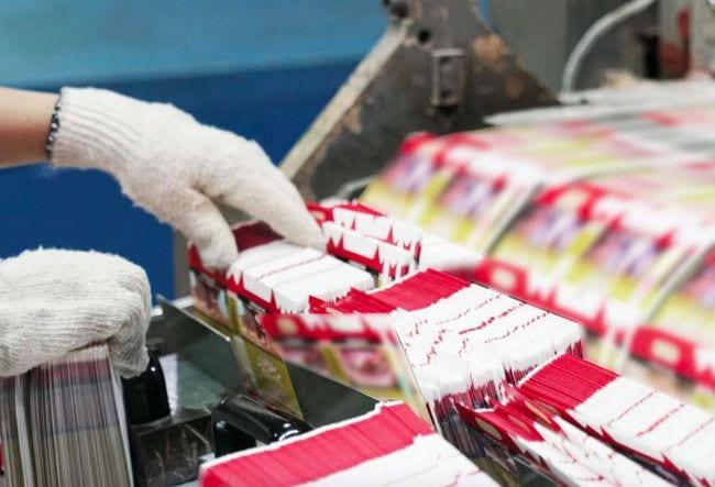 Perusahaan Distributor Terbesar Tujuh HM Sampoerna Packaging