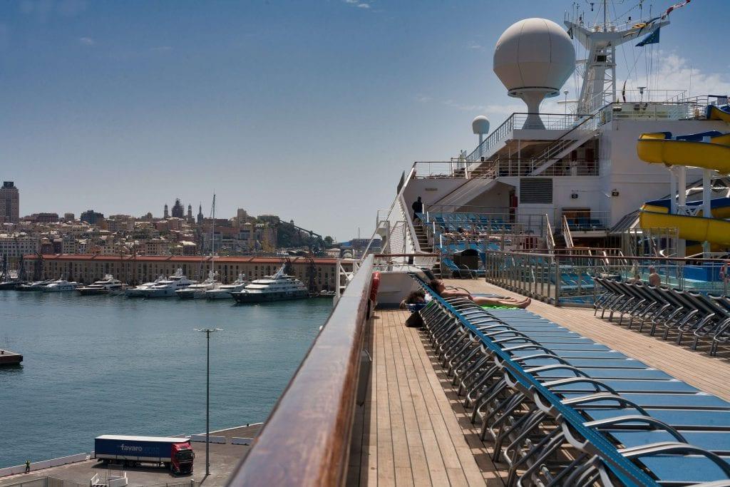 Pelabuhan Merupakan Salah Satu Manajemen Transportasi