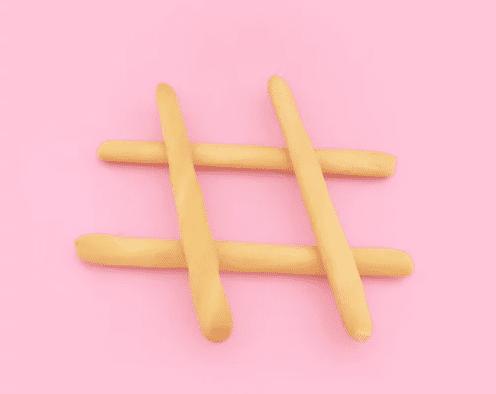 research hashtag sangat penting untuk teknik marketing B2B di Instagram