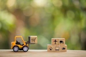 Supply Chain Management untuk Optimasi Distribusi