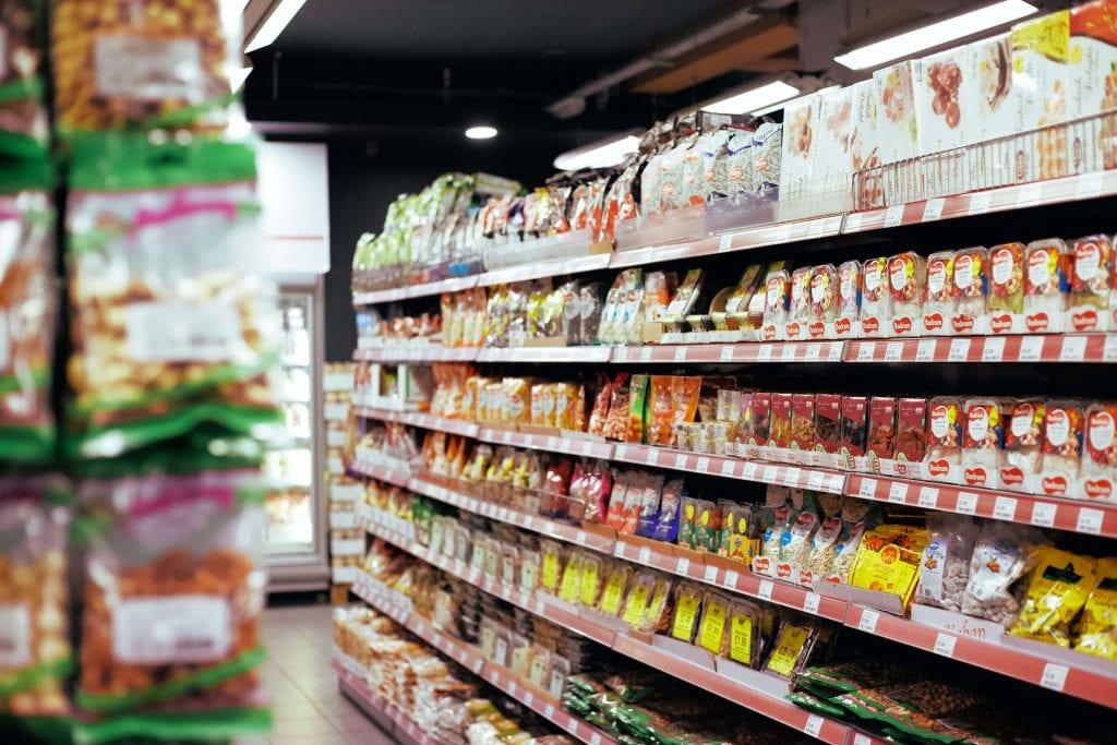 Supermarket merupakan contoh Strategi Distribusi Eksklusif