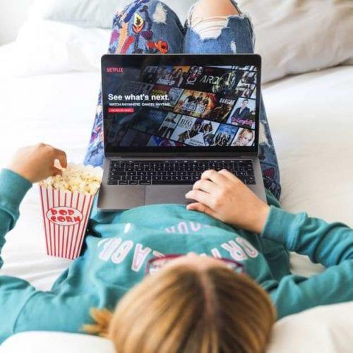 Selective Distribution Contoh Netflix