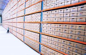 gudang dengan biaya distribusi yang terkontrol