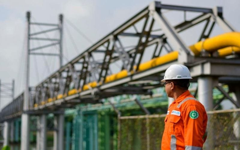 Perusahaan Distributor Terbesar Enam Perusahaan Gas Negara
