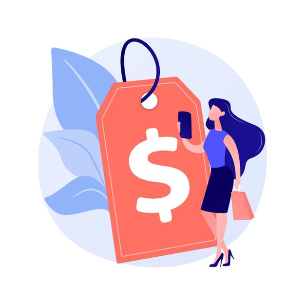 profitable pricing strategy price formation promo action clearance shopping idea design element cheap products advertisement customers attraction 335657 1627 1