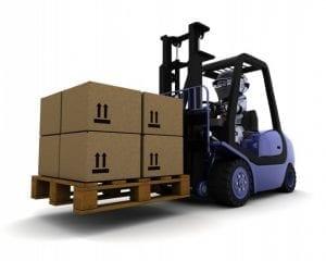 robot driving lift truck 1048 3520