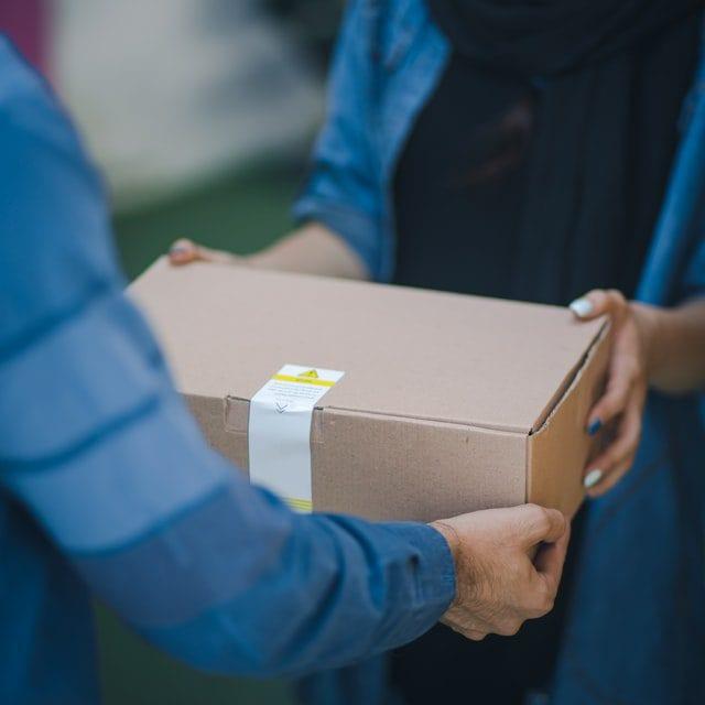 Tahap Inbound Contoh Penerimaan Paket Outbound Logsitic