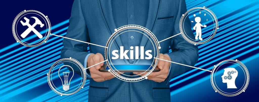 skill meliputi konsep pelayanan untuk kepuasan pelanggan terhadap layanan yang diberikan