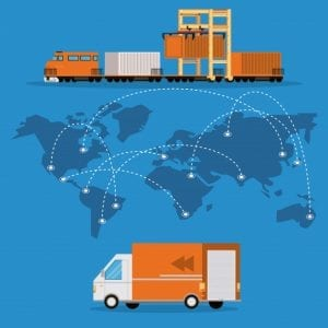 transportation merchandise logistic cargo cartoon 18591 52476