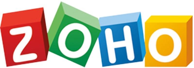 zoho aplikasi distributor